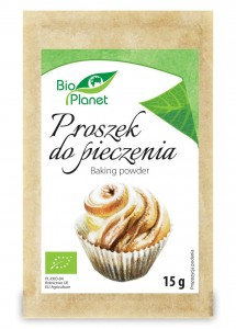 PROSZEK DO PIECZENIA BIO 15 g - BIO PLANET