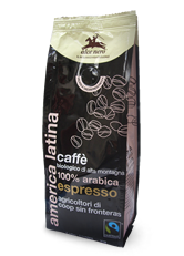 Kawa 100% arabica espresso Fair Trade 250g